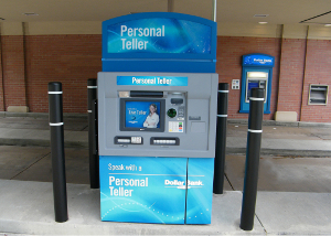 Virginia Manor Drive Thru Personal Teller Machine